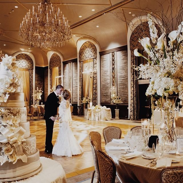 Yarck wedding
