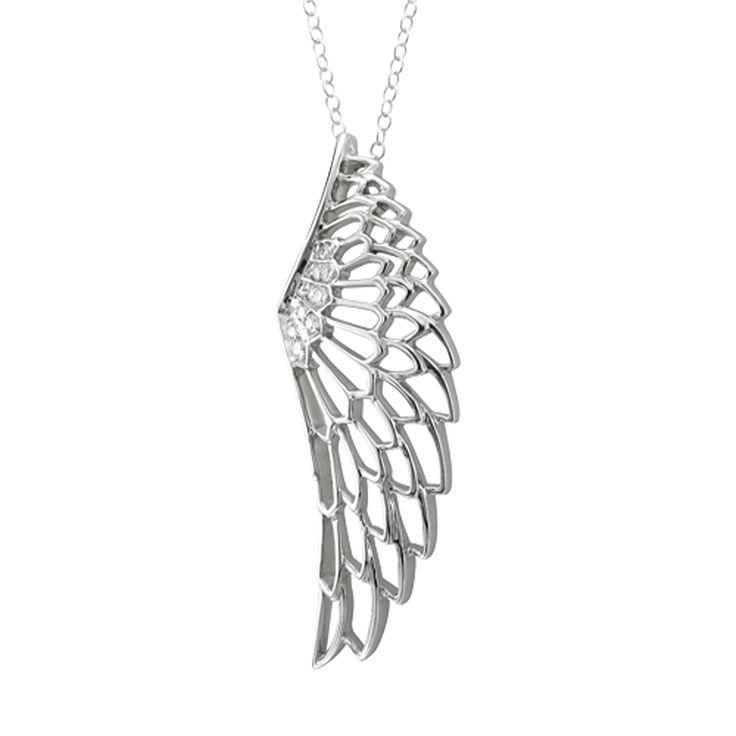 The substitute to a Halo #DiamondPendants #FashionPendants #Pendants #Jewelry #Jewellery #Accessories