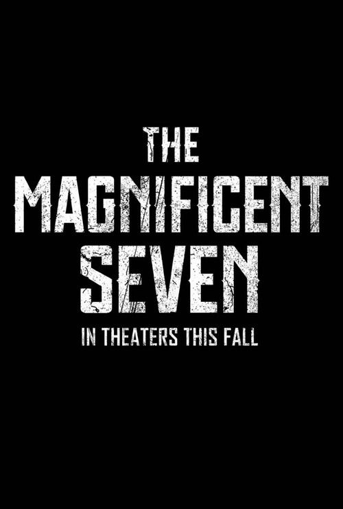 Watch The Magnificent Seven (2016) Full Movie Online Free