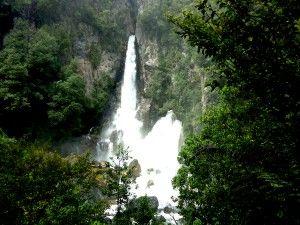 tarawera falls -