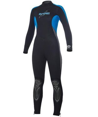 Bare Women's 5/4mm Velocity Boating & Water Sport Apparel Sporting Goods - https://xtremepurchase.com/ScubaStore/bare-womens-54mm-velocity-586845672/