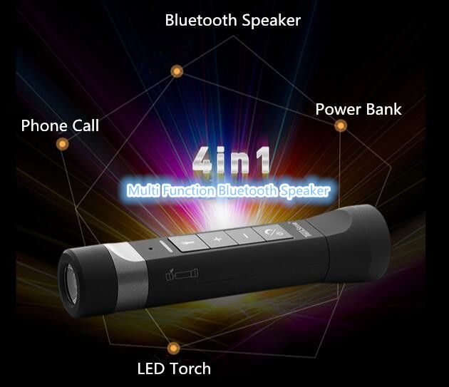 20W Bluetooth Speaker Power Bank Powerful 20W Portable Mini Computer Speaker Wireless Loudspeaker 4000mah Rechargeable Battery //Price: $US $20.00 & FREE Shipping //     #iphone