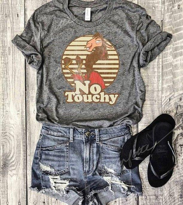 Disney Women/'s Mulan Dragon Silhouette Boyfriend Fit T-Shirt