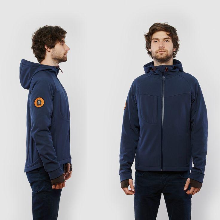 Gorilla Jacket - DEEP BLUE - 2014 - Blind Chic.