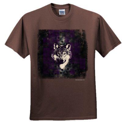 """Night Wolf"" Designer Ethical Streetwear by Salamanda Co - Salamanda Co"