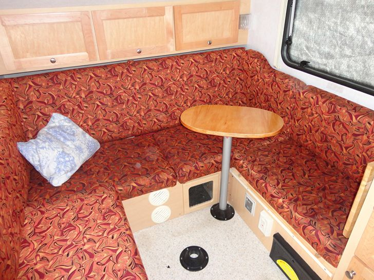 These T@B owners have modified the interiors of their ultra light trailers with some very simple changes that offer more ease, functionality and space.