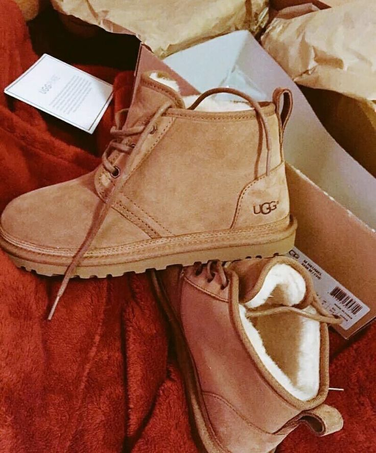 the only ugg boots I'd prob ever wear