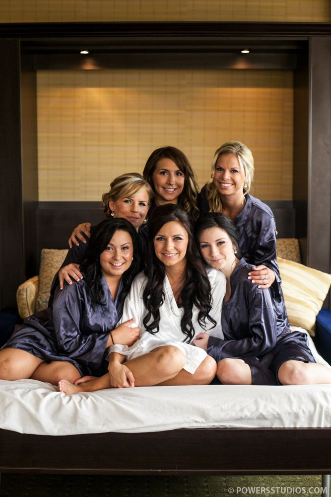 I like this picture but I don't know if we will be in a hotel room or a bridal suite!