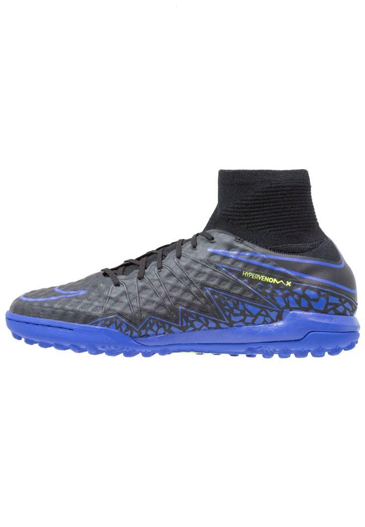 ¡Consigue este tipo de zapatillas fútbol de Nike Performance ahora! Haz clic para ver los detalles. Envíos gratis a toda España. Nike Performance HYPERVENOMX PROXIMO TF Botas de fútbol multitacos black/blue/volt/dark grey: Nike Performance HYPERVENOMX PROXIMO TF Botas de fútbol multitacos black/blue/volt/dark grey Ofertas     Material exterior: tela/tejido sintético, Material interior: cuero de imitación/tela, Suela: goma antirroce, Plantilla: tela   Ofertas ¡Haz tu pedido   y disfru...