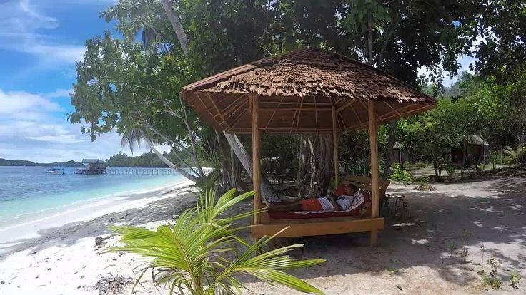 Raja Ampat Biodiversity Eco Resort / Promotional video 2016