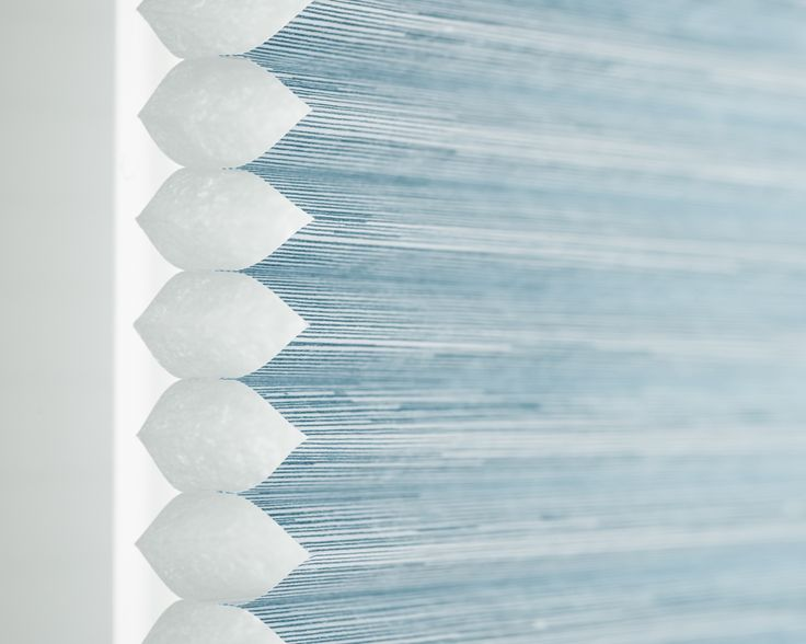 Luxaflex® Duette® Shade energy saving fabric #honeycomb #shades #blinds #nature