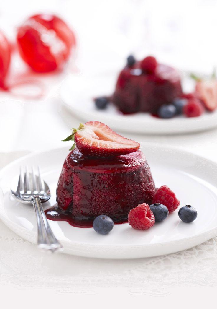 Pudding!