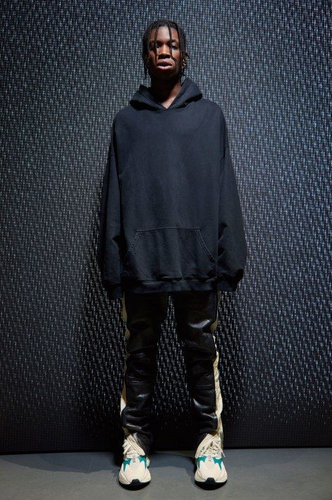 8d5bad569bf47 Yeezy Fall 2017 Fashion Show in 2018