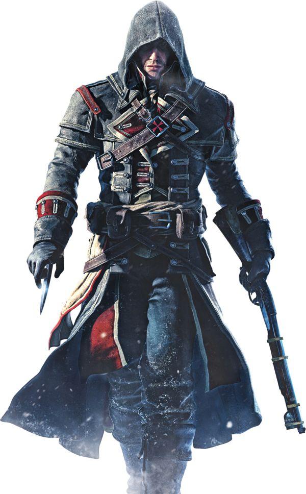 Assassin's Creed - Rogue Render By Ashish913 by Ashish913 on deviantART