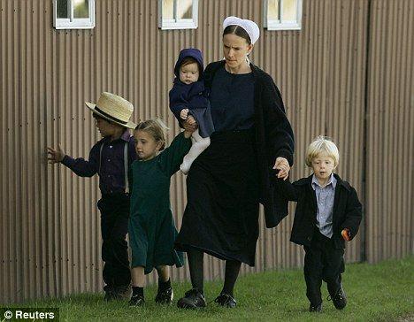 Secrets All Amish Moms Are Keeping | BabyGaga