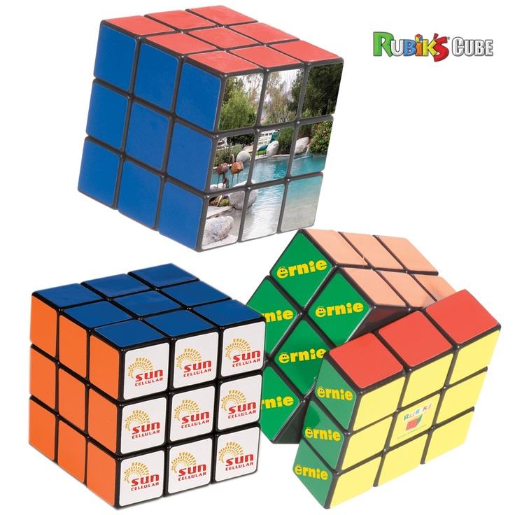 Original Rubik's Cube Promotional Puzzle - 9 panel