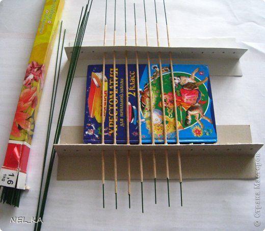 Поделка изделие Плетение Набор для кухни  Пшеничный аромат  Бумага газетная Трубочки бумажные фото 21