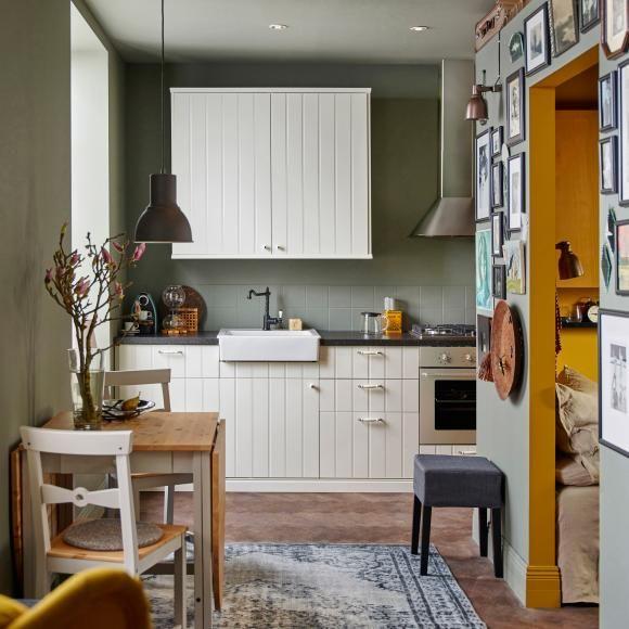 21 Installation Küche Weiß Wandfarbe Tipps zum Dekorieren ...