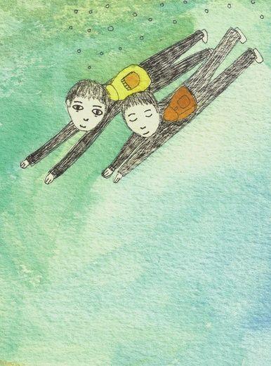Our underwater adventures