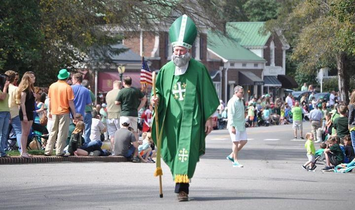 The annual Village of Pinehurst St. Patrick's Day Parade will be held on Saturday, March 18. The parade will begin at 11:00 am. The route will take the parade right past Pine Crest Inn. That morning, breakfast will be open from 6:30 am until 11:00 am so please join us and stay to watch the parade from the front porch! The best seat in town! In addition to our regular menu that day, beginning at 3:00 pm, we will be also offering a taste of the Irish: Corned Beef & Cabbage with Side and Salad…
