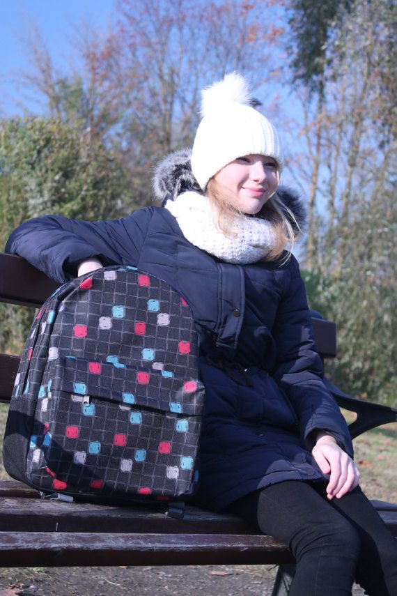 Lightweight backpack Сell by Lightbackpacks on Etsy