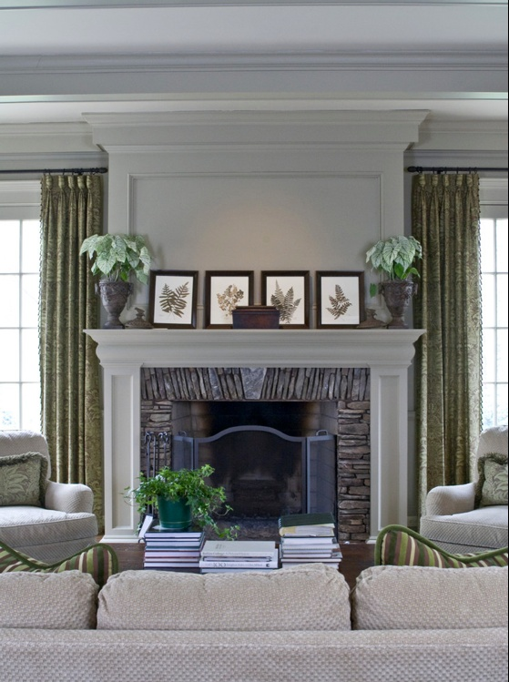 Houzz and Mantels