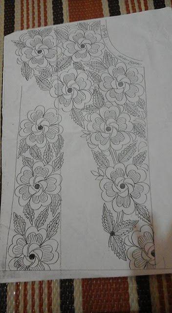 رشمات الطرز يمكن إاستعمالها في العديد من التصاميم rachmat tarz   رشمات الطرز