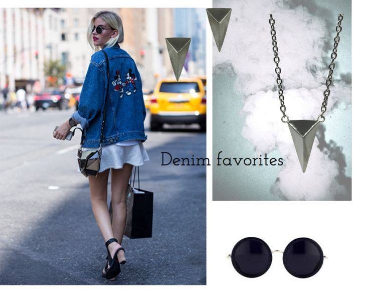 Denim favorites #Hviskdenim