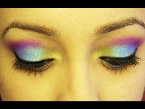 Rainbow Makeup ● Trucco Arcobaleno ●