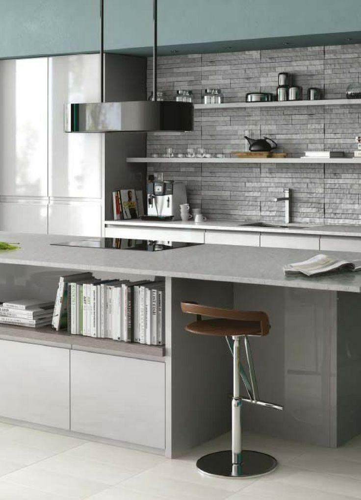 42 besten Küche mit Bartheke Bilder auf Pinterest | Offene küche ... | {Küchenblock freistehend mit theke 27}