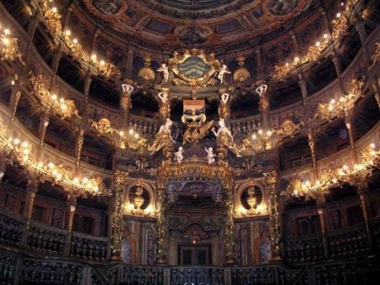 Markgrafliches Opera House, Bayreuth Picture: Amazing! - Check out TripAdvisor members' 1,009 candid photos and videos.