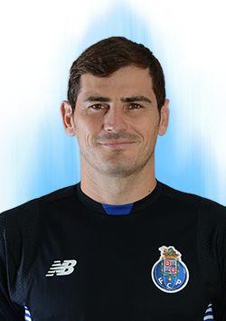 FC Porto - 12 Iker Casillas Data de Nasc.: 20-05-1981 Nacionalidade: Espanhola Guarda-Redes