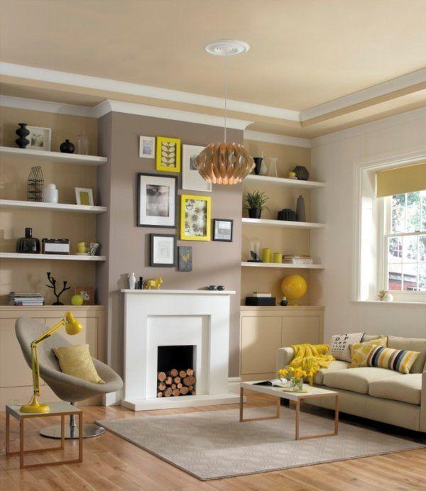 ber ideen zu kamin regale auf pinterest. Black Bedroom Furniture Sets. Home Design Ideas