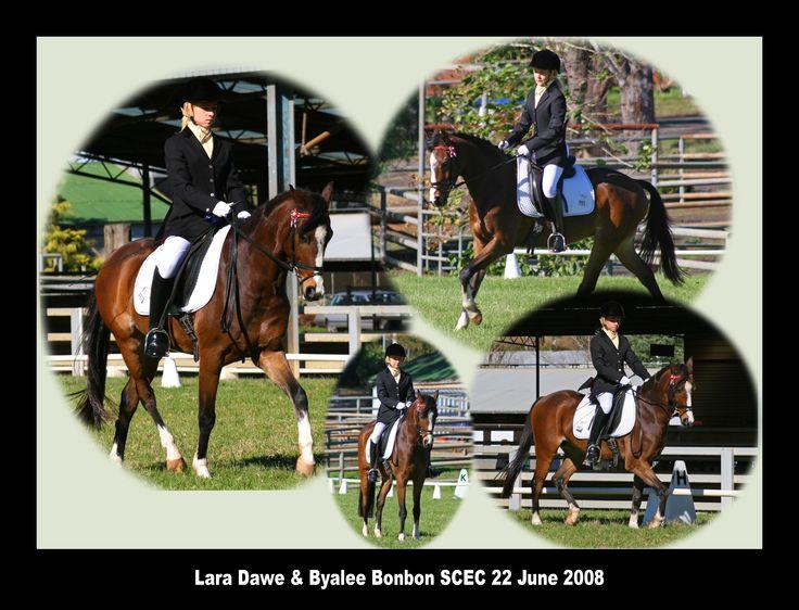 Lara & Lollie, SCEC