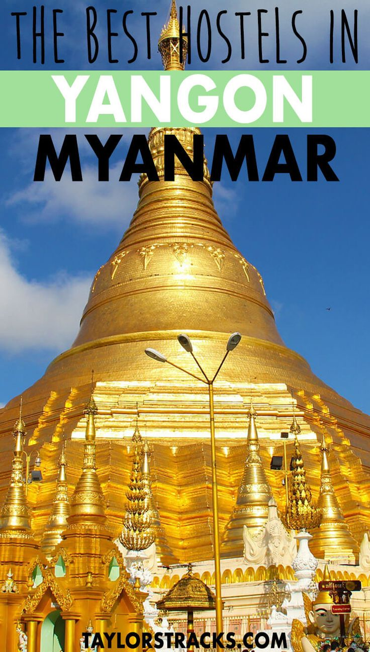 Myanmar is quickly becoming a more popular destinations and hostels are popping up everywhere! To things simple this guide on Yangon accommodation will help you know what to look for and pick the best hostel for you. #myanmar ***** Yangon Myanmar | Where to stay in Yangon | Myanmar hostel | Where to stay in Myanmar | Myanmar travel | Myanmar accommodation | Myanmar destinations | Southeast Asia travel | Southeast Asia destinations | Southeast Asia hostels