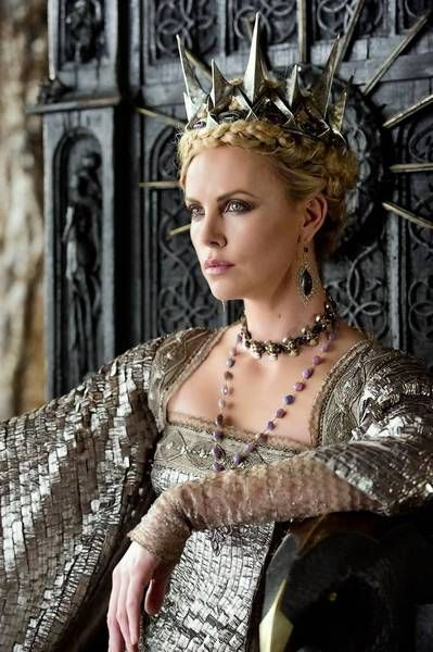 """Charlize Theron stars in """"Snow White and the Huntsman,"""" for which Colleen Atwood designed costumes."""