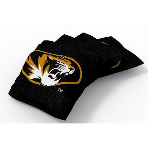 Wild Sports University of Missouri Beanbag Set Black - Outdoor Games And Toys, Outdoor Games at Academy Sports