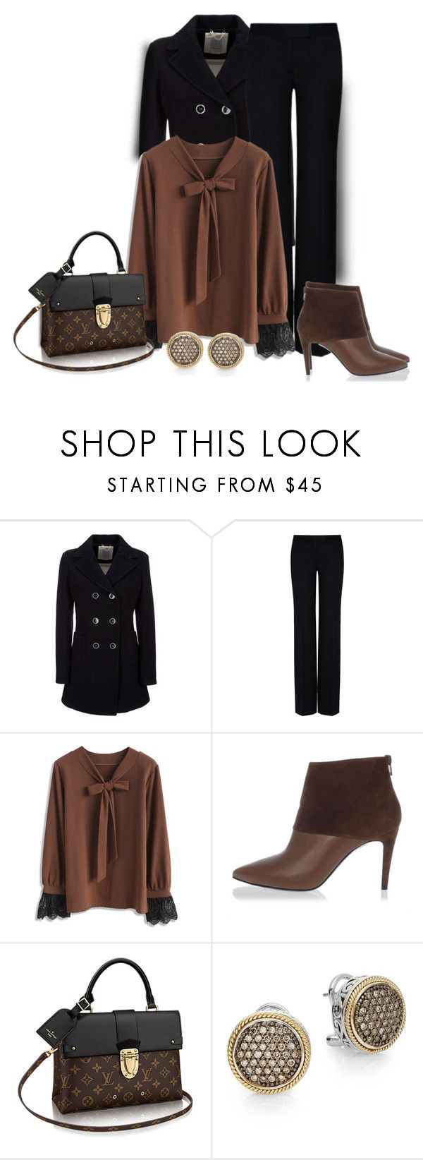 """Simple,But Classy"" by sjlew ❤ liked on Polyvore featuring Geox, STELLA McCARTNEY, Chicwish, Pierre Hardy and Effy Jewelry"