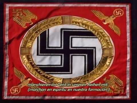 (Anthem) Himno Nazi Horst Wessel Lied - Subtitulos