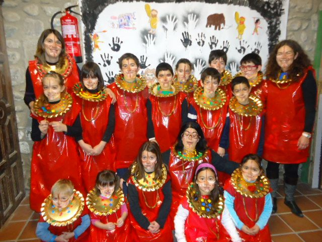 Carnaval e historia :: santurdehistoria