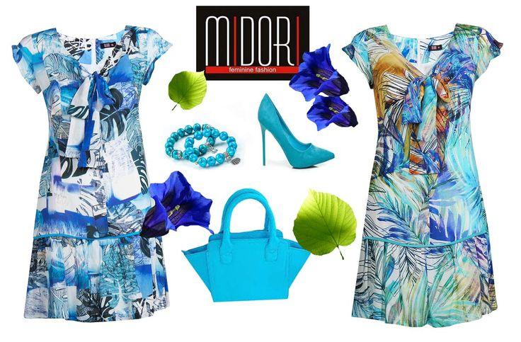 NOWOŚĆ! Zwiewna sukienka Arabella w dwóch wersjach! https://sklep.midori.pl/najnowsze-produkty/