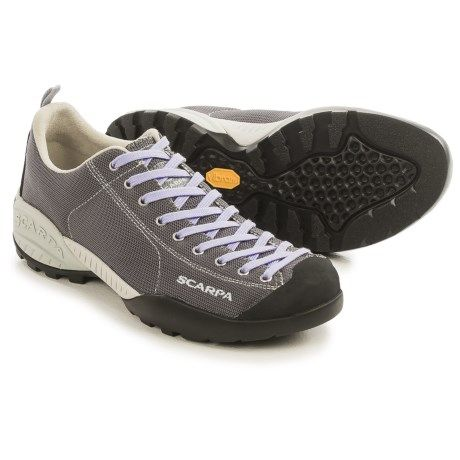 Scarpa Mojito Fresh Hiking Shoes (For Women) - Save 40%