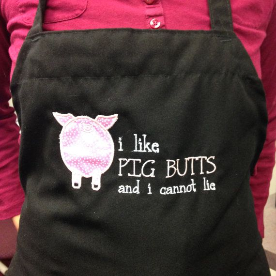 The perfect father's day apron for your by MEmbroideryGeek on Etsy, $35.00 Laura I thought this was too funny!!!