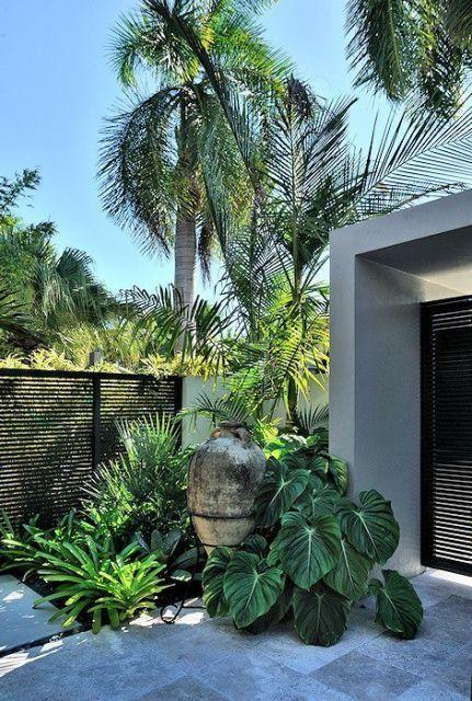 jardim fachada