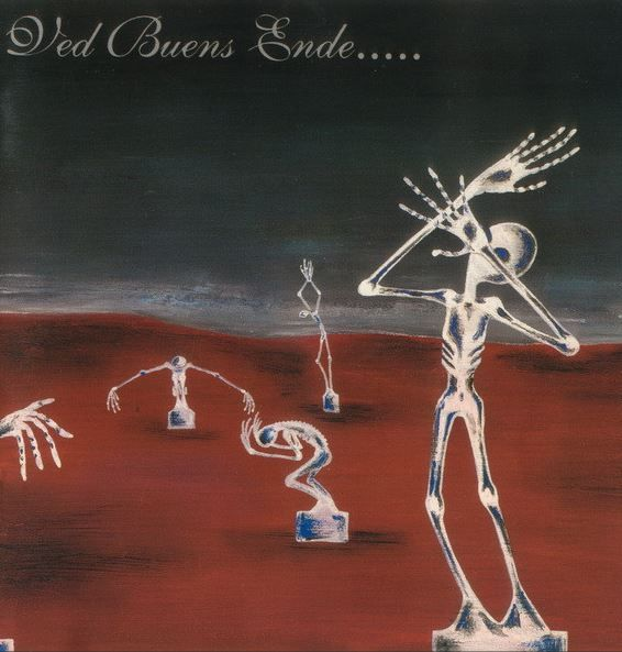 """Ved Buens Ende """"Carrier of Wounds"""""""