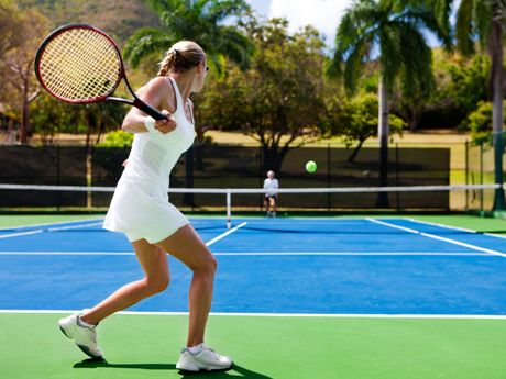 How to Get Your Body Ready for Tennis Season