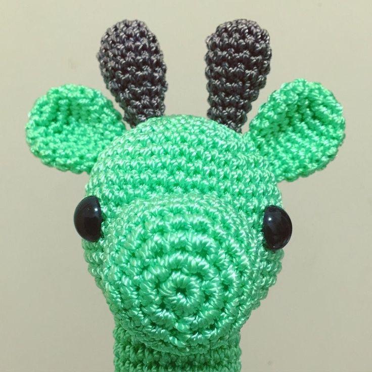 Hiya there.. How's life?  #amigurumi #crochet #handmadegifts #customgifts #yarn #boneka #rajutan #crochetdoll by lcdewi