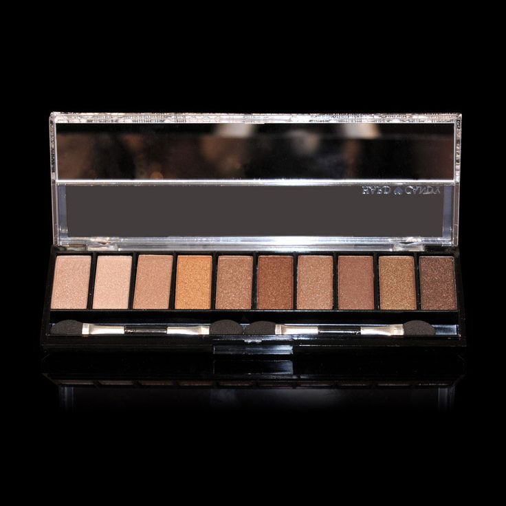 Urban Decay Naked Palette Dupe $6 walmart