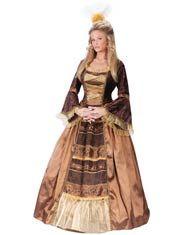 Deluxe Baroness Adult Costume