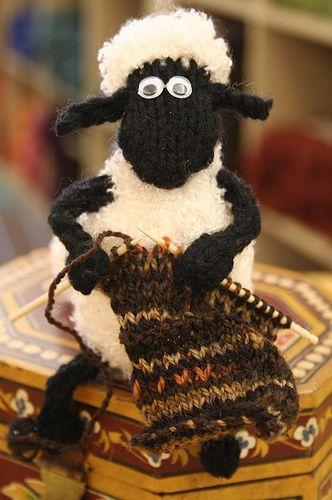 Shaun the Sheep by Alan Dart